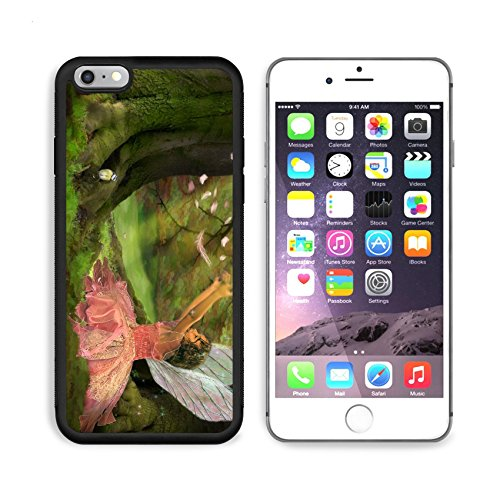 Heaven Costumes Review (MSD Premium Apple iPhone 6/6S Plus Aluminum Backplate Bumper Snap Case iPhone6 Plus IMAGE ID: 3787541 Little girl dressed like a fairy in the woods)