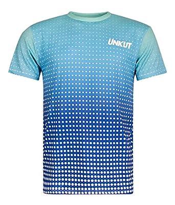 T-Shirt Unkut Roy Bleu: Amazon.fr: Vêtements