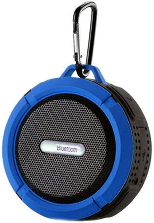 Flushzing C6 Bluetooth Altavoz Impermeable al Aire Libre Caja de ...