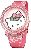 Hello Kitty Girl's Digital Light Up Watch HK4000