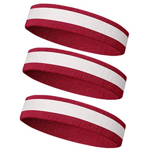NEXTOUR ch-band04 Sweatband Headband/Wristband Perfect fo...