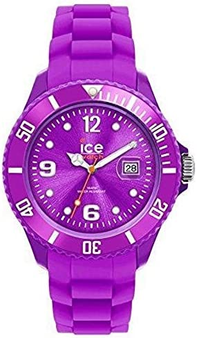 Ice Watch SiliパープルユニセックスSI。PE。u.s.09 _ F