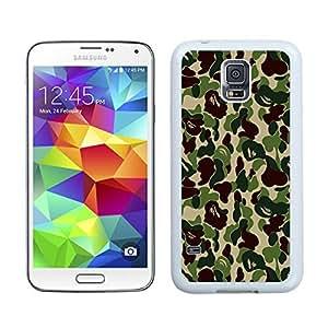 Stylish Samsung Galaxy S5 Case Coolest Camo Designs White Phone Cover Accessories