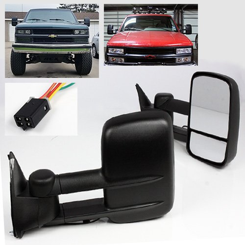 96 chevy 1500 tow mirrors - 2