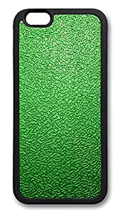 iPhone 6 Cases, Green Traces The Background Durable Soft Slim TPU Case Cover for iPhone 6 4.7 inch Screen (Does NOT fit iPhone 5 5S 5C 4 4s or iPhone 6 Plus 5.5 inch screen) - TPU Black