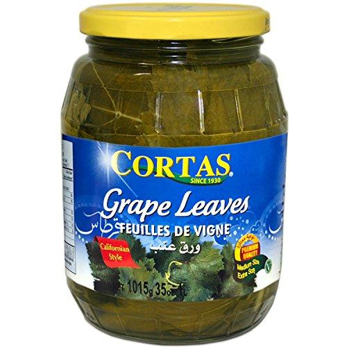 Cortas - Grape Leaves - 35 oz (1 - Leaves Grape