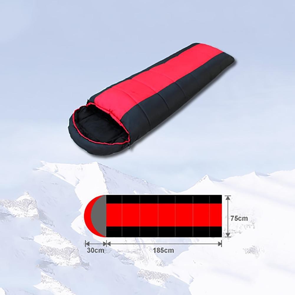 SDSLPB Erwachsene Erwachsene Erwachsene Schlafsäcke,2200g Outdoor Camping Verdickung Warm B07M99HF66 Mumienschlafscke Jeder beschriebene Artikel ist verfügbar d5f5de