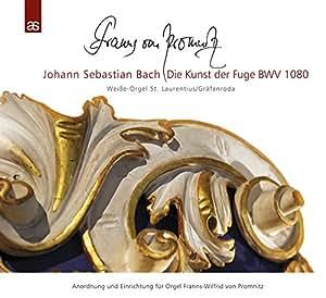Johann Sebastian Bach: Die Kunst der Fuge, BWV 1080