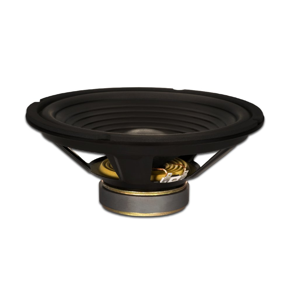 Goldwood Sound GW-210/8 OEM 10'' Woofer 220 Watts 8ohm Replacement Speaker