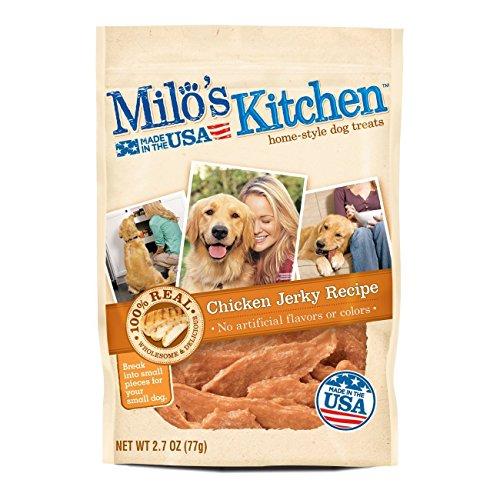 Milo's Kitchen Chicken Jerky, Dog Treats, 2.7 oz (Bro Kitchen)