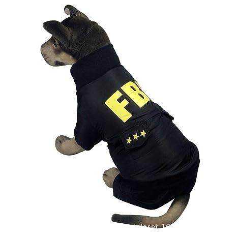 Jnzr Ropa para Perros Grandes Lindo, Chaquetas, suéteres ...
