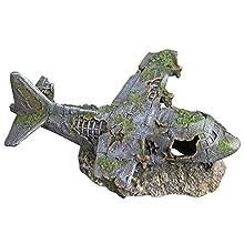 Nobby 28584 Aqua Ornaments Avión