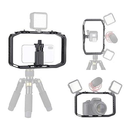 Ajustable de Aluminio Teléfono Inteligente Plataforma de Video ...