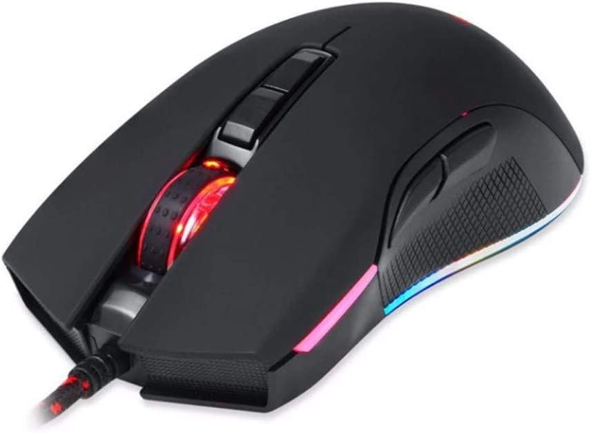 KQHSM Gaming Mouse Laptop Esport RGB Macro Programming Auxiliary Photoelectric Macro Esport Gaming Mouse