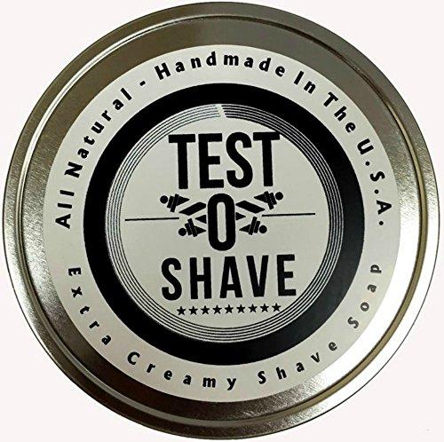 TestOShave Shaving Soap With Testosterone Booster Pine Pollen And Tribulus E-Book (Testosterone Cream For Men compare prices)