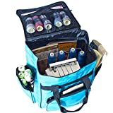 Tutto Turquoise Serger/Accessory Bag