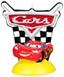 Wilton 141932 Cars with Logo Candle, One Size, Cars