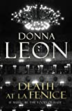 Front cover for the book Death at La Fenice by Donna Leon