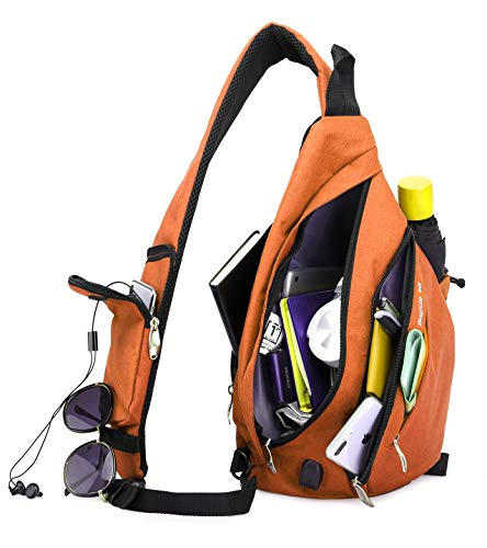 Anti-theft Sling Bag Travel Backpack Wear Over