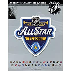 2020 Official NHL All Star Game St Louis...