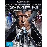 X-Men: Beginnings Trilogy (X-Men: First Class / X-Men: Days of Future Past / X-Men: Apocalypse) (4K UHD)