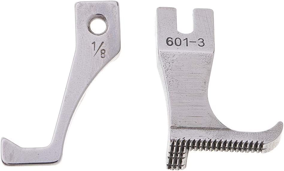 2mm 36 x 13 x 44 mm non-brand Prensatelas de Bordado para M/áquina de Coser Industrial