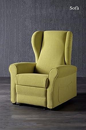El Benessere - Sillón Relax Sofa , Optional Color Nessun ...