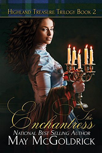 The Enchantress (Highland Treasure Trilogy Book 2)