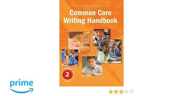 Journeys: Writing Handbook Student Edition Grade 2: HOUGHTON ...