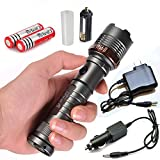 Adventure Survival Accessories Light Set Focus Adjustable W/2+2+1 Lighting Modes Suite for Camping, Traveling outdoor, Emergency Tools Checklist T2I-7