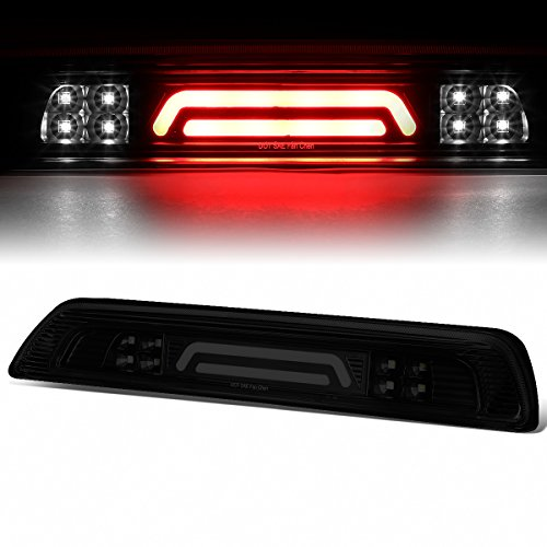 For Toyota Tundra 3D LED Bar 3rd Third Brake Light Rear Cargo Lamp (Toyota Tundra Cargo)