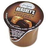 International Delight Hershey's Chocolate Caramel Coffee Creamer Singles (7/16 Fl Oz Each), 50 Count Bulk Package