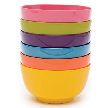 French Bull 72360 72360 Bowl, 6 Piece Set, Multicolor
