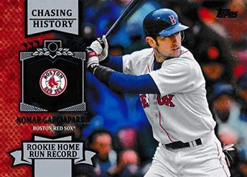 2013 Topps Update Chasing History #CH-104 Nomar Garciaparra Red Sox MLB Baseball Card NM-MT