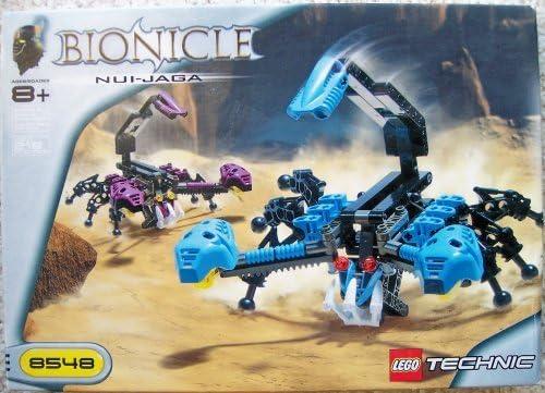 LEGO Technic Bionicle 8548 Nui-Jaga