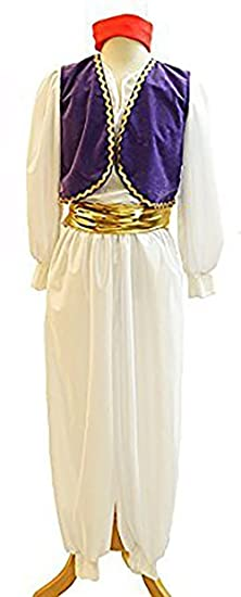 CL COSTUMES Stage-Panto-World Book Day-Aladdin-Prince New! Arabian  sc 1 st  Amazon.com : aladdin prince costume  - Germanpascual.Com