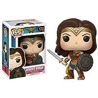 Funko, Figura Coleccionable Mujer Maravilla, Wonder Woman