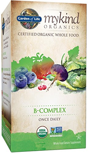 Garden Life Complex Folate Supplement product image