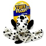 Booda Tuff Plush Rug Dog, Dalmatian, My Pet Supplies