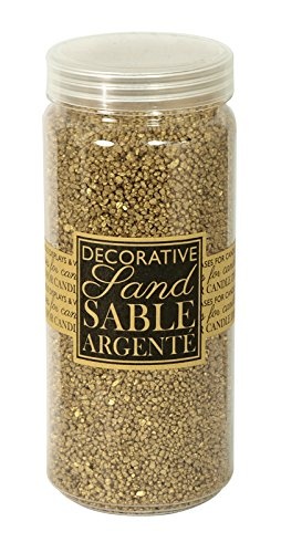 Decorative Sand For Candles Vases 700g Gold Amazon Kitchen