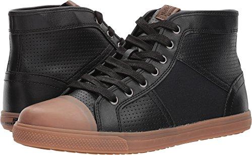 Ben Sherman Casual Shoes (Ben Sherman Men's Madison Hi Sneaker, Black/Black, 9 M US)