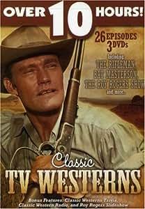 Classic TV Westerns (3pc) (Rmst B&W Dol) [Import]