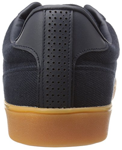 Twill Men's Navy Navy Fashion Fred Hopman Sneaker Perry t7q74wa