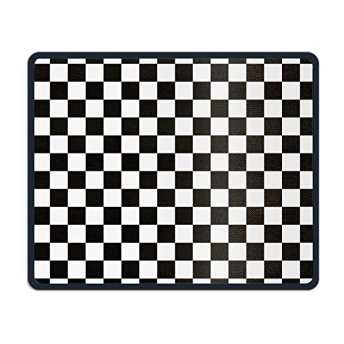 Checker Chess Mouse Pad MAX Comfort Combines The Best of Materials to Ensure Extreme Precision and Firm Grip to Desktop