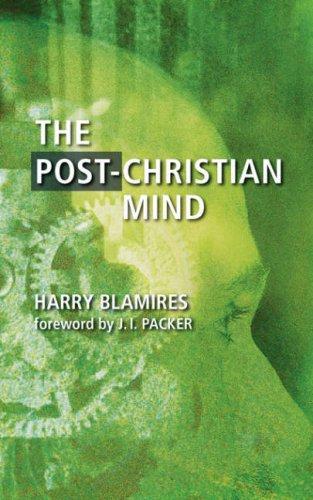The Post-Christian Mind (Regent Vase)