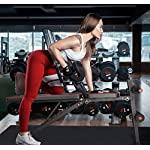 NATARIFITNESS..COM  51MfZRUBd%2BL._SS150_ arteesol Weight Bench – Adjustable Weight Bench Workout Bench Exercise Bench with Elastic Strings for Full Body Training