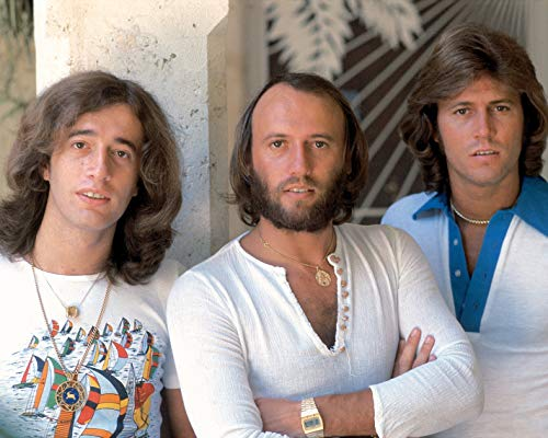 Bee Gees - Barry & Robin & Maurice Gibb 8 x 10 * 8x10 Photo Picture IMAGE #6 *SHIPS FROM USA*