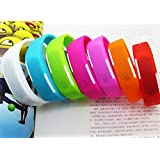ROYALS Kids Favourite Birthday Return Gift LED Watch with Free 10 Pieces Balloons Worth Rupees 50, Multi Color (12 Pieces)