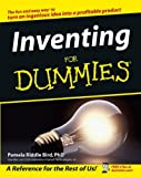 Inventing for Dummies®, Pamela Riddle Bird, 0764542311