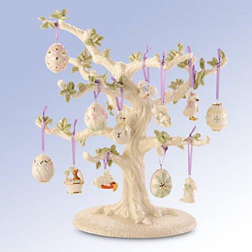 Lenox Set of Ornaments for Ornament Tree (Tree Not Included) (Easter) (Ornaments For An Easter Tree)